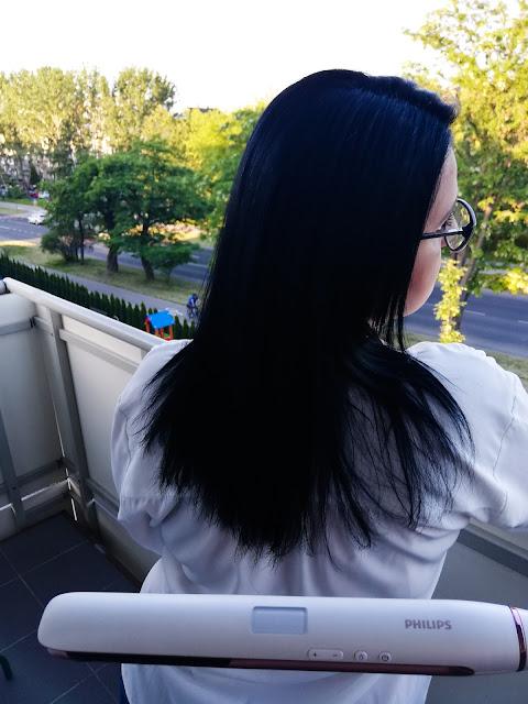 Prostownica do włosów PHILIPS MoistureProtect-recenzja