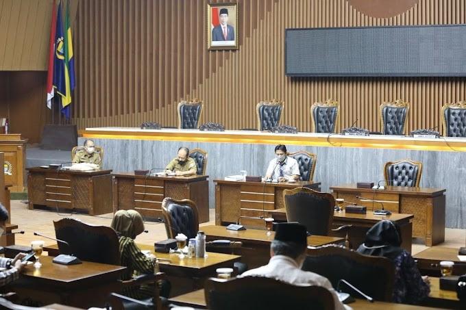 Pansus 2 DPRD Bandung Usul Kesehatan Jadi Prioritas Utama dalam Isu Strategis RPJMD
