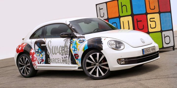 ETIKA PROJECTS X VOLKSWAGEN X MR.FRIVOLOUS FOR SWAB ART FAIR