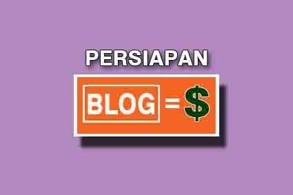 Persiapan Awal untuk mendaftarkan Blog Ke Google Adsense