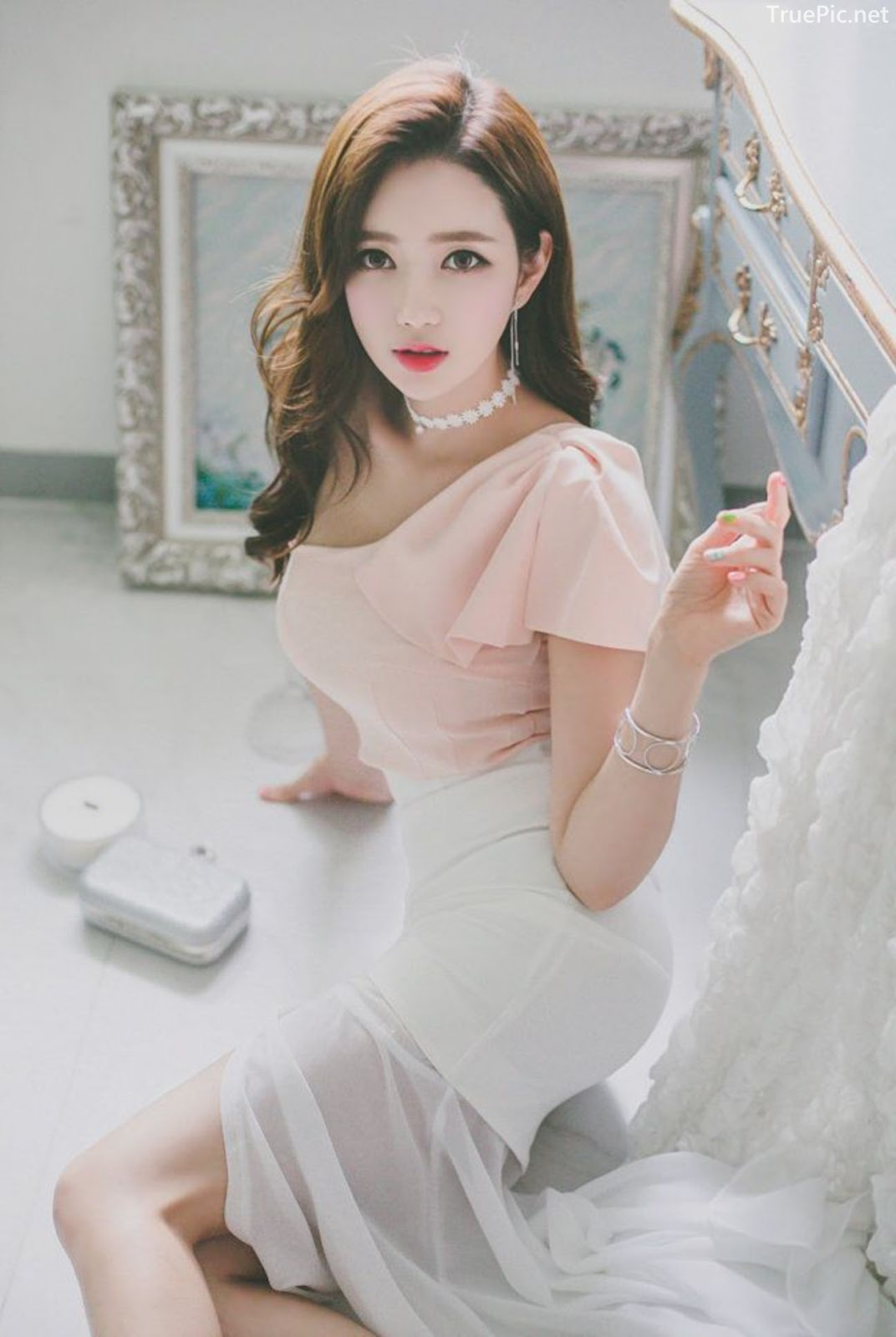 Lee Yeon Jeong - Indoor Photoshoot Collection - Korean fashion model - Part 2 - Picture 2