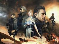 Film Kingsglaive Final Fantasy XV (2016) 720p Subtitle Indonesia