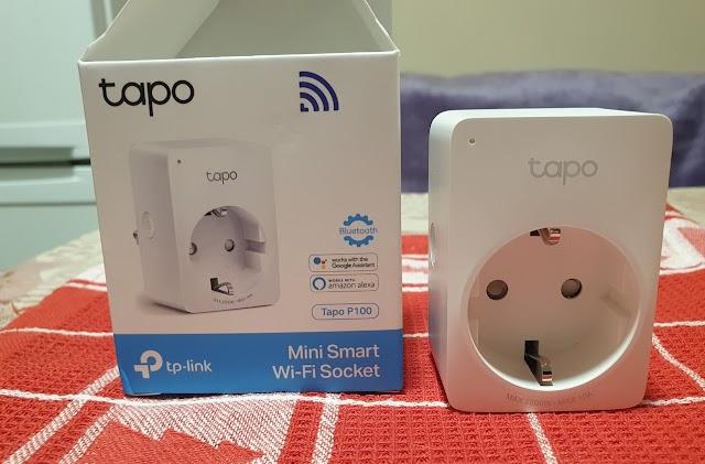 TP-Link Tapo P100 Wi-Fi socket
