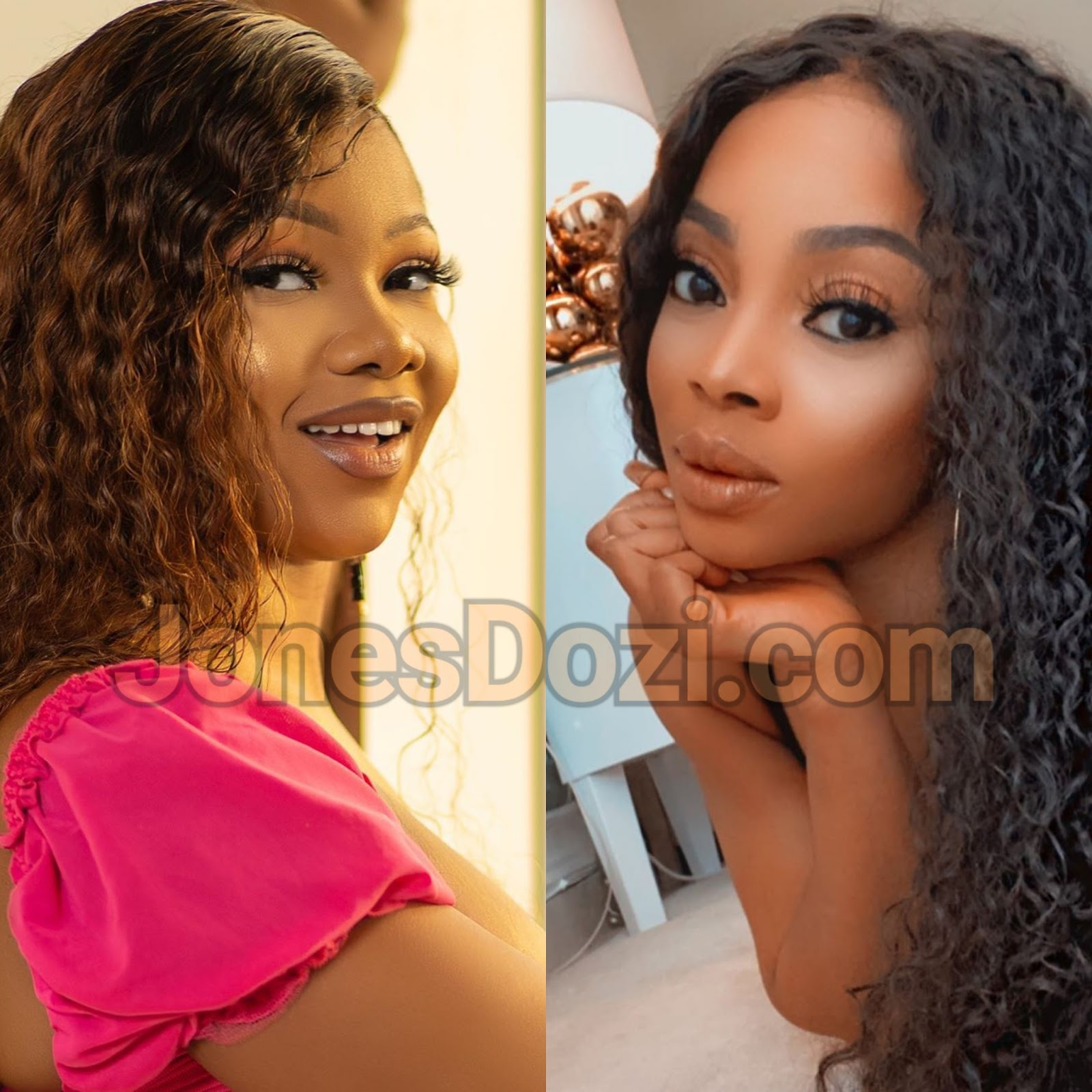 Toke Makinwa And BBN's Tacha Reacts to scammers
