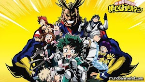 Boku no Hero Temporada 01 15/15 [ Sub español ] [ Mediafire ] [ Mundo Anime ]
