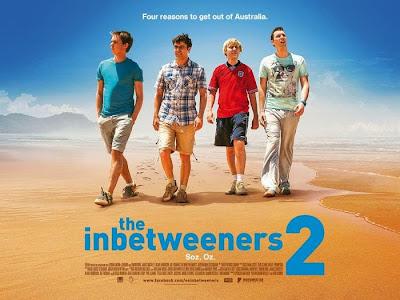 The Inbetweeners 2 BDRip AVI + RMVB Legendado