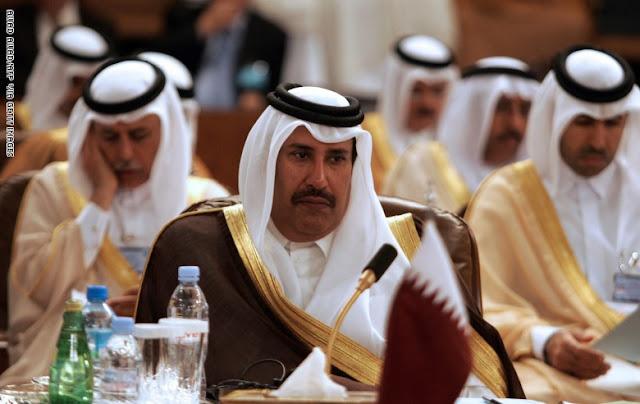 اخر اخبار انقلاب قطر اليوم - عاجل تفاصيل انقلاب حمد بن جاسم على تميم بنحمد فى قطر وردود الأفعال عليها