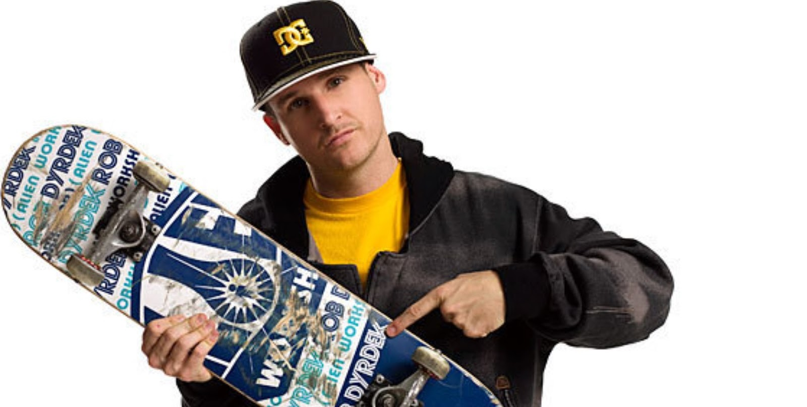 best skater since 1991 Rob Dyrdek