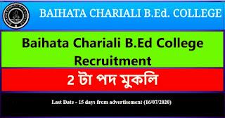 Baihata Chariali B.Ed College