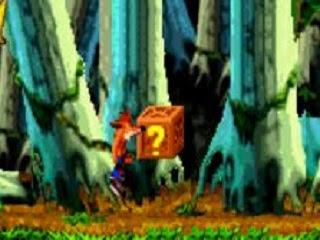 Crash Bandicot Oyunu