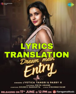 Naagni Lyrics in English | With Translation