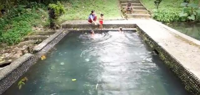 kolam megalitk taman purbakala Pugung raharjo