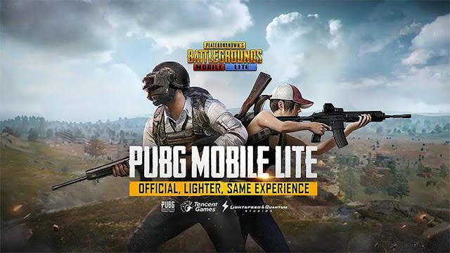 pubg mobile lite resmi