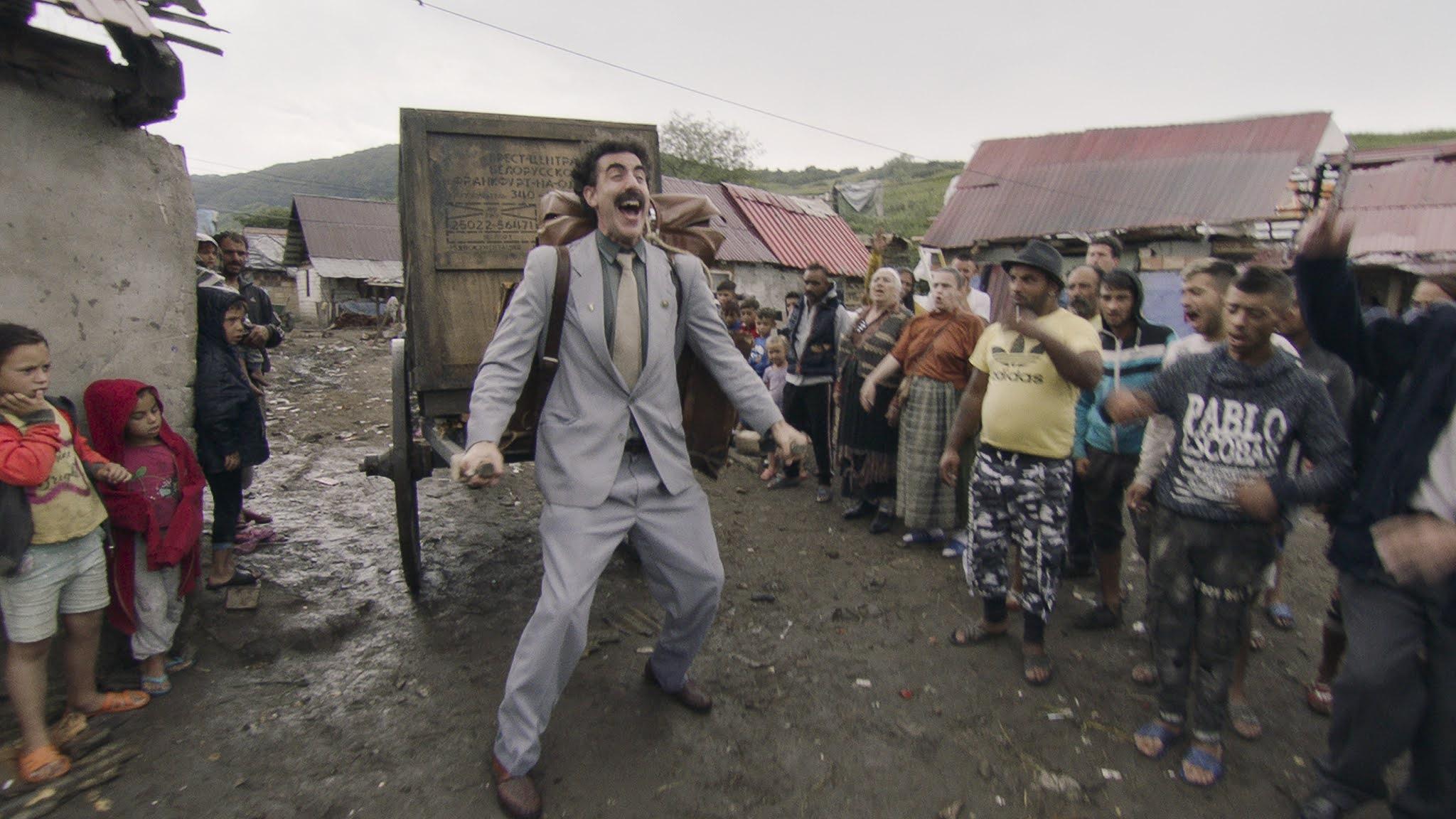 Review | Borat Subsequent Moviefilm | 2020
