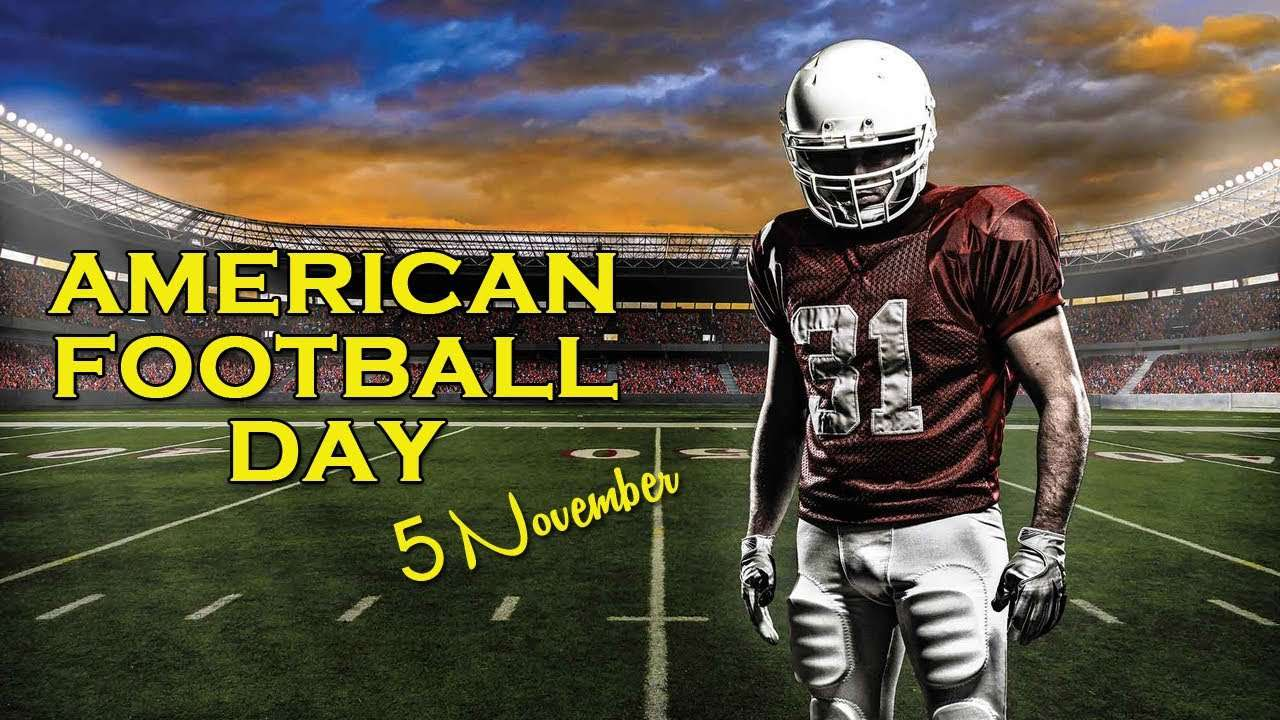 American Football Day Wishes Images download