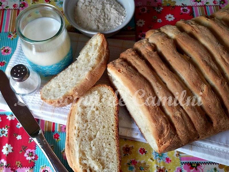 Pan para torrijas (La cocina de Camilni)