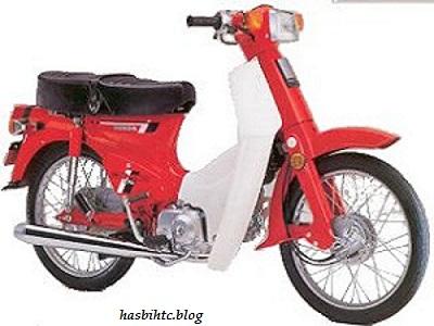Sejarah Motor Honda Dari Masa ke Masa