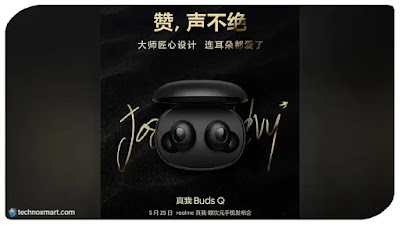 Realme Buds Q Truly Wireless Earbuds, Realme 30W Dart PowerBank Launched: Check Price, Availablity, Specifications & More Here