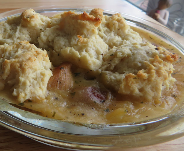 Amish Savory Pork Pie