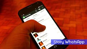 Cara Download Foto atau Video Story WhatsApp Tanpa Aplikasi