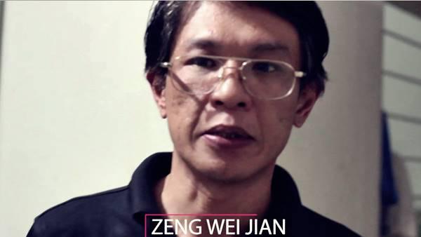 Zeng Wei Jian: Saya Kira Mas Joko Mengerti, Tidak Pernah Ada Diktator yang Tidak Tumbang