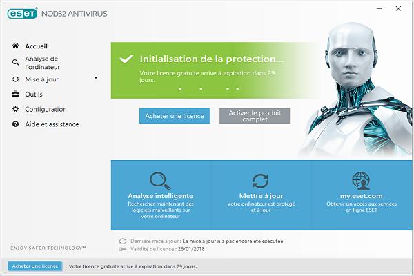 تحميل برنامج الحماية من الفيروسات ESET NOD32 AntiVirus آخر إصدار
