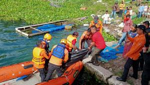 Bornok Lumbantoruan Tenggelam di Danau Toba Usai Beri Makan Ikan