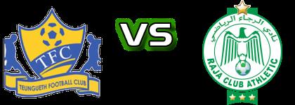 مشاهدة مباراة تونغيث - السينغال و الرجاء الرياضي بث مباشر