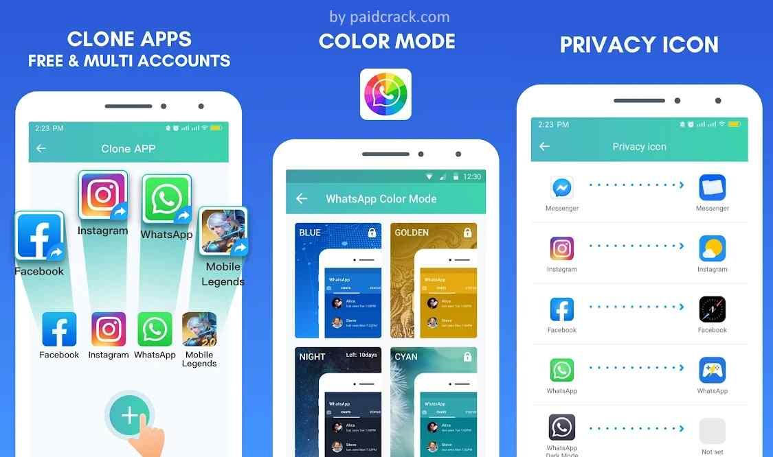 Clone App - App Cloner & Parallel Space Mod Apk
