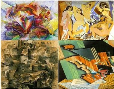 ¿Cuál se considera, el primer cuadro cubista de la historia?