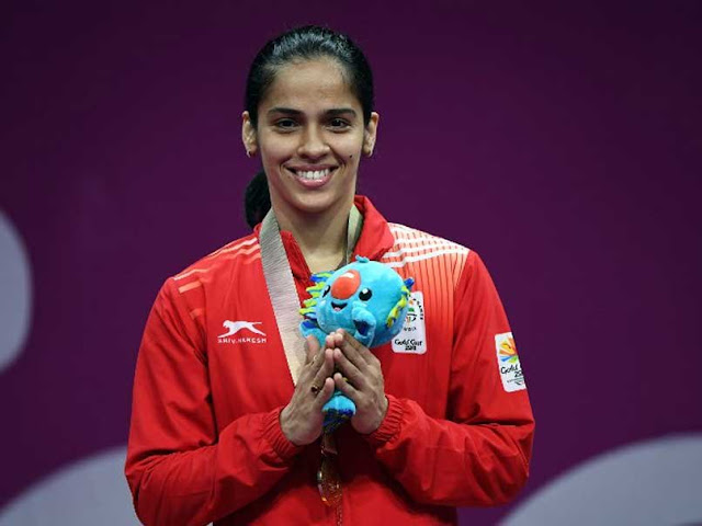 Who was the first Indian woman to win an Olympic medal in racket sports?