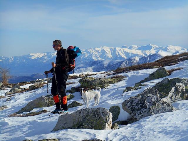 FINO IN CIMA.Escursioni nelle Alpi,Appennini e Dolomiti