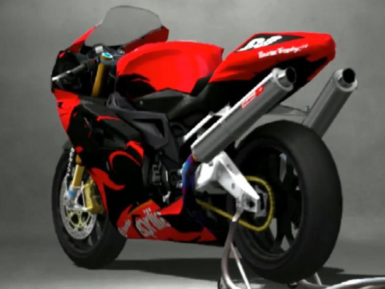 Aprilia RSV1000R Factory Racing Modify 2005