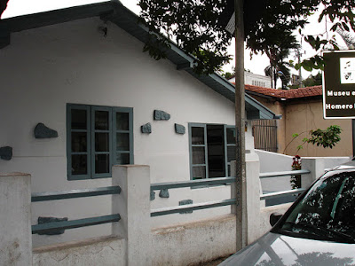 Museu Homero Massena. Foto Maria Clara Medeiros Santos Neves, 2006.