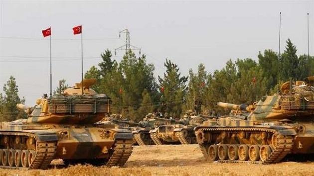 Η Τουρκία χτυπά τις κουρδικές δυνάμεις ανατολικά του Ευφράτη στην Συρία - Έναρξη τουρκικών επιχειρήσεων