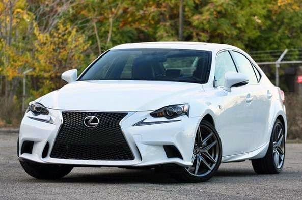 2015 Lexus IS 250 Review Uk