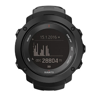SUUNTO AMBIT3 VERTICAL BLACK SS021965000