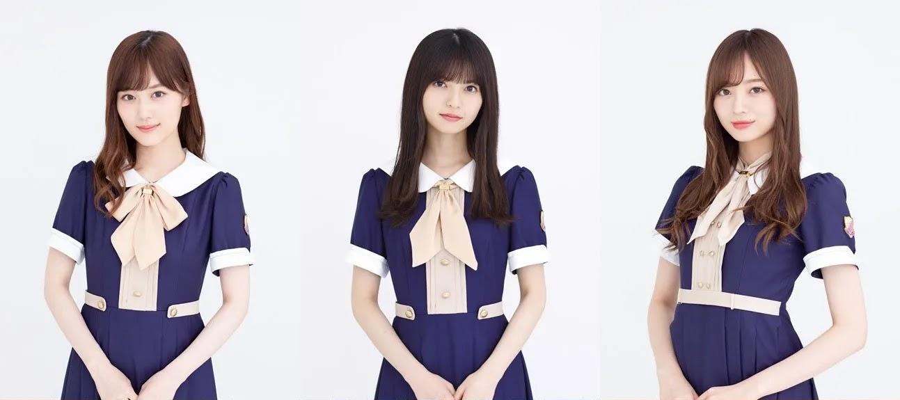 Trio Nogizaka46 akan Bintangi Film Live-Action Keep Your Hands Off Eizouken!