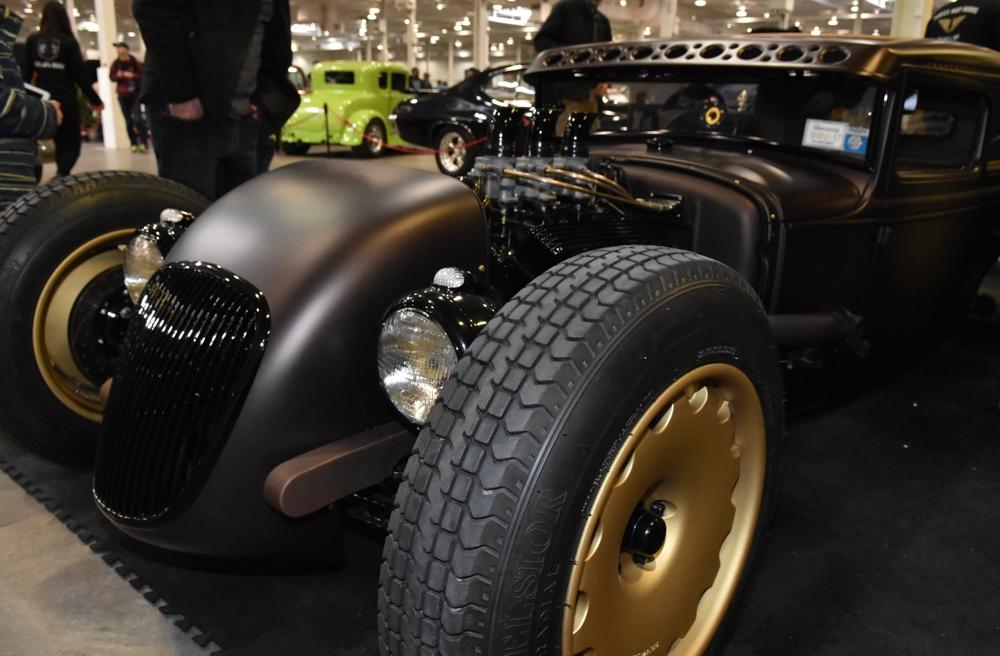 Toronto Grand Prix Tourist - A Toronto Blog: Toronto Car Shows and ...
