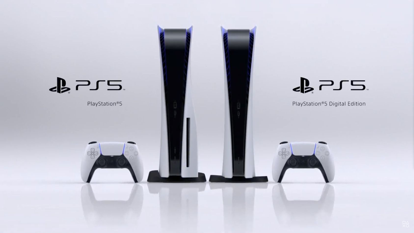 PS5 Base Console and PS5 Digital Edition Console