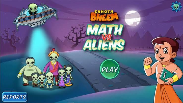 Chhota Bheem In Bheem Vs Aliens Movie Images In 720P