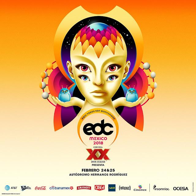 EDC MÉXICO 2018