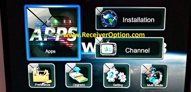 TWITER X3 1506TV HD RECEIVER NEW SOFTWARE WITH ECAST & COBRA IPTV OPTION