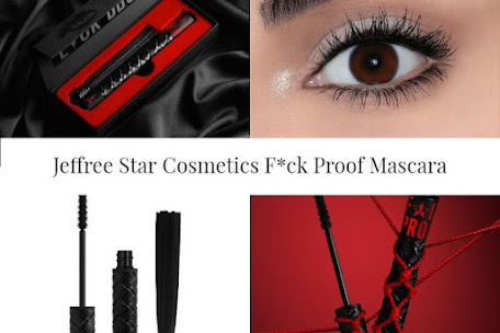 Jeffree Star Cosmetics F*ck Proof Maskara