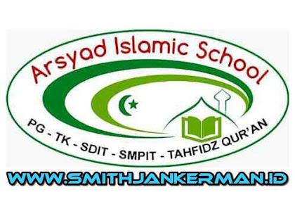 Lowongan Arsyad Islamic School Pekanbaru Mei 2018