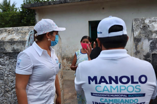 Pili Santos llama a votar por sus propuestas de generación de empleo y más oportunidades