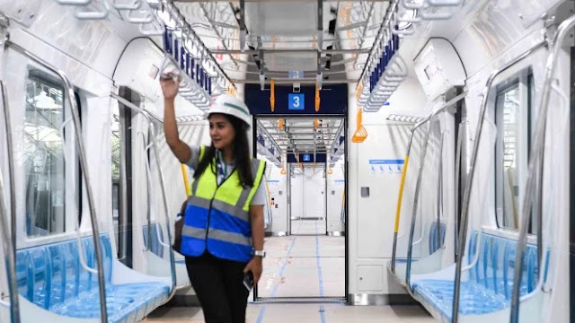 Ternyata Ide Pembangunan MRT dari BJ Habibie Sejak Tahun 1990-an