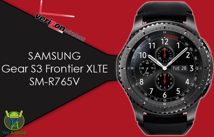 Verizon Samsung Gear S3 Frontier XLTE SM-R765V Full Specs