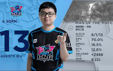 [LMHT – LPL]: 'Thiên địa quỷ thần ơi, SofM khiến Ning và Leyan trông như mấy ông đồng đoàn' - cộng đồng Reddit bùng nổ với màn trình diễn của LNG trước iG