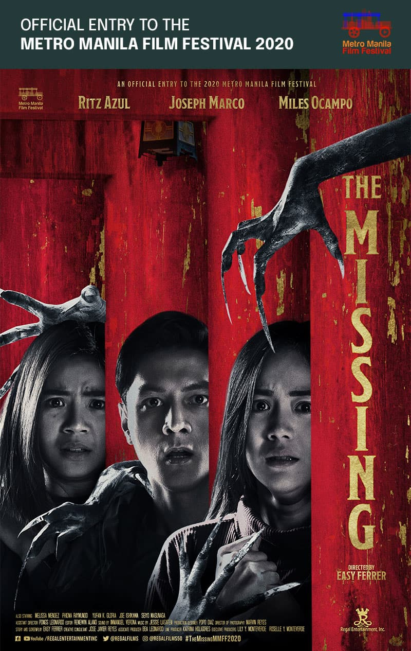 The Missing MMFF 2020 Entries